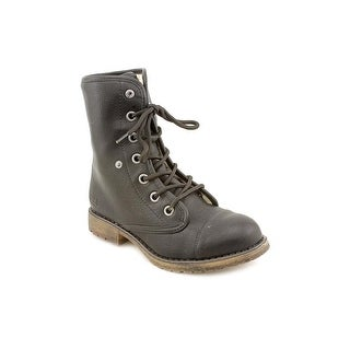 Dirty Laundry Raeven Round Toe Synthetic Ankle Boot