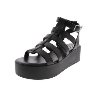 15bbe5807b9 Quick View.  49.99. Steve Madden Womens Devilish Platform Sandals Faux  Leather Caged. New Arrival. Quick View