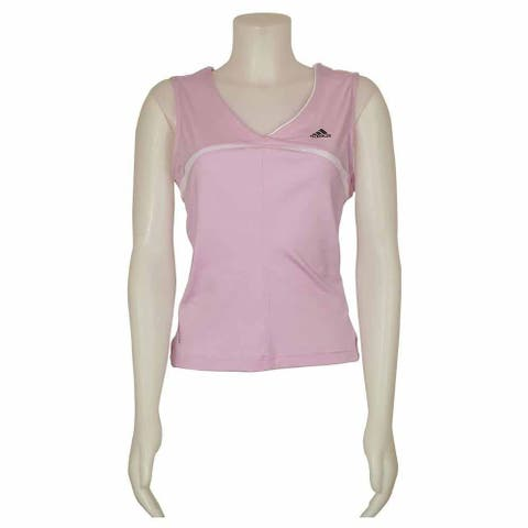 Adidas Womens Competition Tank Cross Training Athletic Tank Top