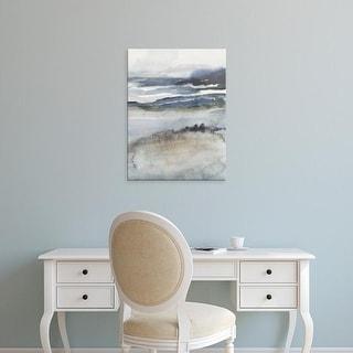Easy Art Prints Victoria Borges's 'Neutral Salt Spray II' Premium Canvas Art