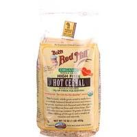 Bob's Red Mill - Organic High Fiber Hot Cereal ( 4 - 16 OZ)
