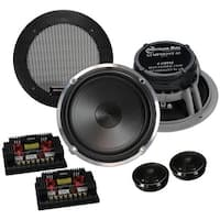 "American Bass Symphony 6.5"" Component 250W Max"