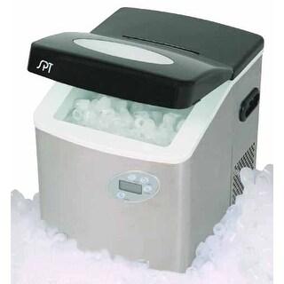 Sunpentown IM-101S Portable Ice Maker - Silver
