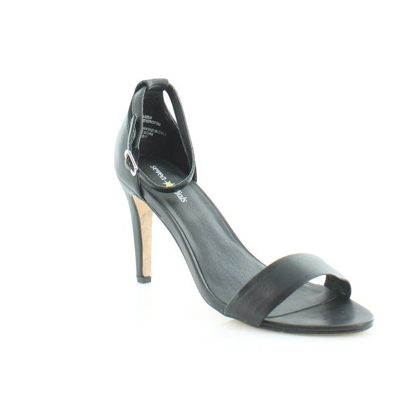 Seven Dials Wickford Women's Heels Black/Smooth - 8