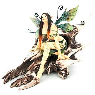Alchemy `Last Of The Dragon Sprites` Fairy Statue