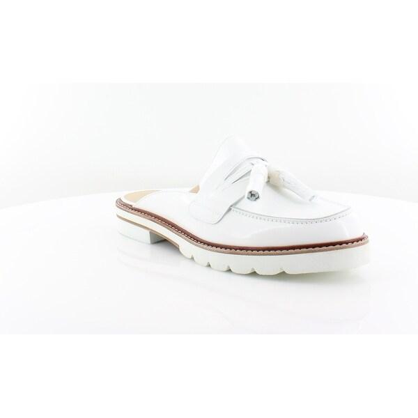 Stuart Weitzman Out N Up Women's Sandals & Flip Flops Bianco Mirror