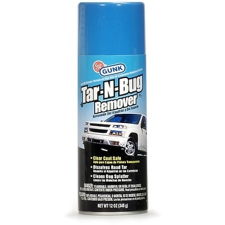Gunk TR1 Bug/Tar Remover, 12 Oz