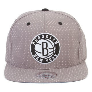 Mitchell & Ness Brooklyn Nets Dotted Cotton Hat