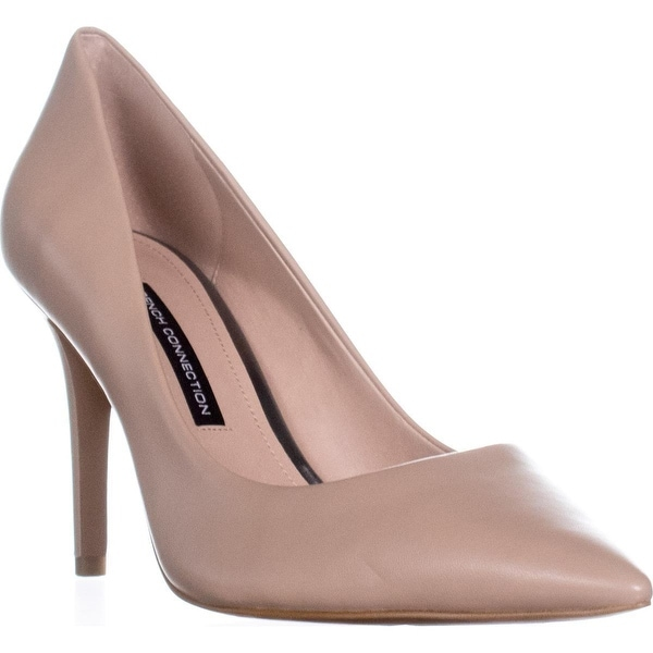 French Connection Rosalie Dress Pumps, Almost Nude