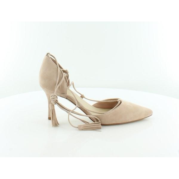 Marc Fisher Tamya Women's Sandals & Flip Flops Medium Pink - 9.5
