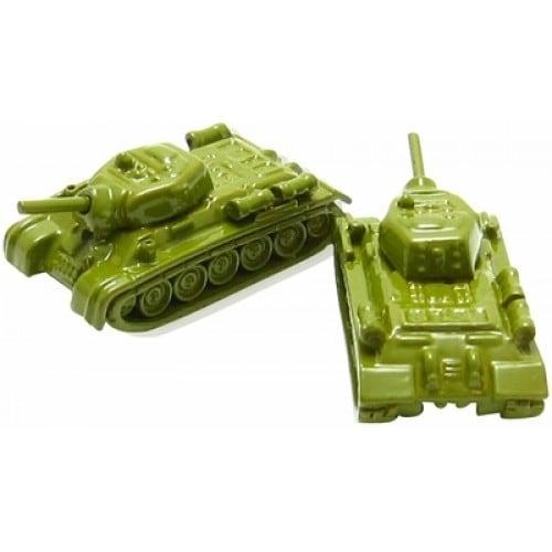 Tank Army Military Cufflinks