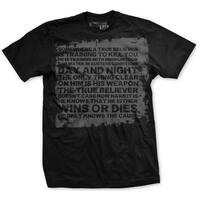 Ranger Up Vintage True Believer T-Shirt - Black