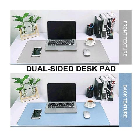 Upgraded version of the desktop protective cover, multi-function table mat