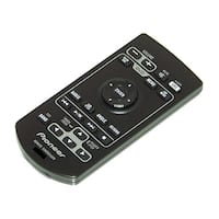 Pioneer Remote Control Originally Shipped With AVHP3300BT, AVH-P3300BT AVHP4300DVD AVH-P4300DVD AVHP2300DVD AVH-P2300DVD