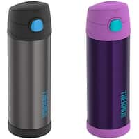 Thermos 16 oz. Kid's Funtainer Vacuum Insulated Stainless Steel Water Bottle - 16 oz.