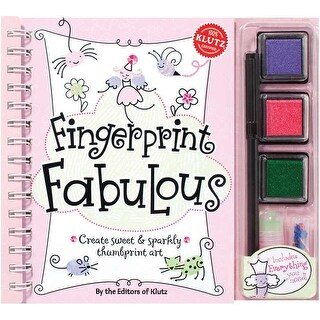Fingerprint Fabulous Book Kit-