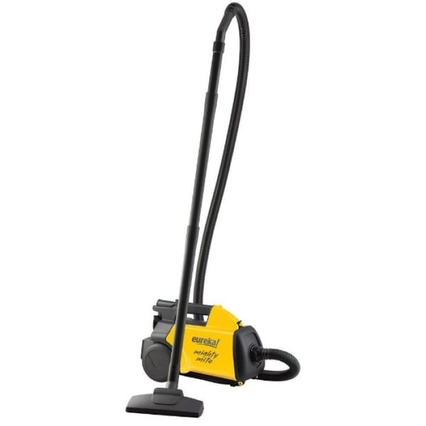 Eureka 3670G Boss Mighty Mite Canister Vacuum, 12 Amp
