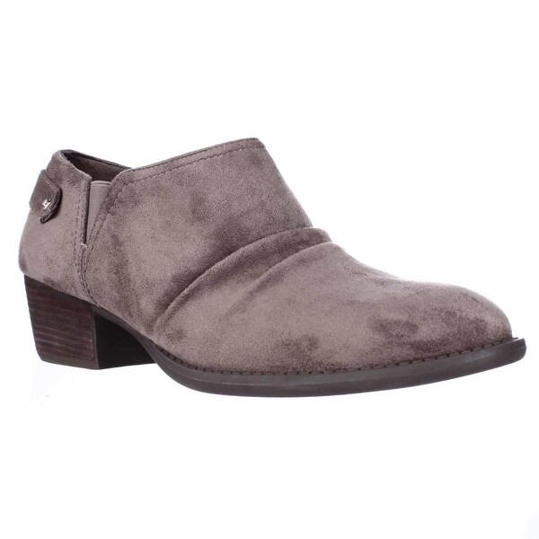 Dr. Scholls Julian Slouch Ankle Booties, Stucco - 6.5 us / 36.5 eu