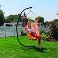 Sunnydaze Hanging Hammock Swing - Multiple Colors - Thumbnail 43