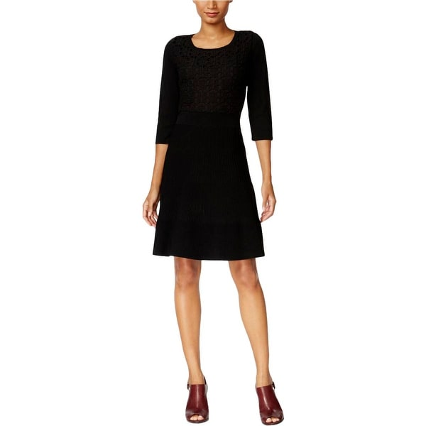 Sleeveless Rib Jumper Dress - Sales Up to -50% Tommy Hilfiger Rs9eh5Tei