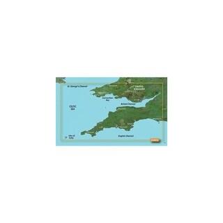 Garmin VEU463S - Bristol Channel and England S-W S Navigational Software