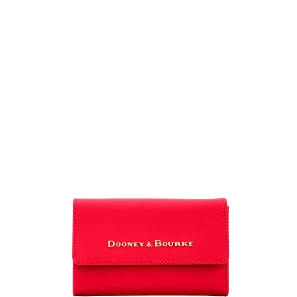Dooney & Bourke City Flap Wallet (Introduced by Dooney & Bourke at $138 in Sep 2017)
