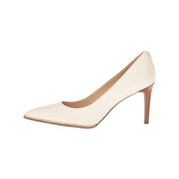 ea1033e17074 Shop Coach Womens Vonna Dress Heels Leather Pointed Toe - Free ...