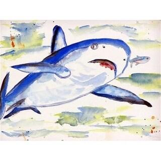 Betsy Drake DM213 Sharks Doormat 18 x 26