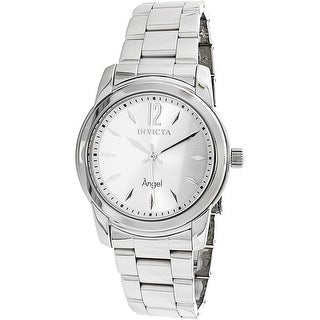 Invicta Women's Angel Silver Stainless-Steel Quartz Fashion Watch