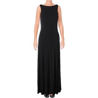 Ralph Lauren Womens Polo Maxi Dress Maxi Sleeveless - m