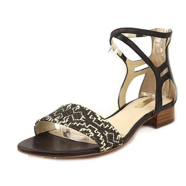 Louise et Cie Adley Women Open Toe Leather Multi Color Sandals