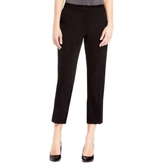 Vince Camuto Womens Trouser Pants Cropped Slim Leg