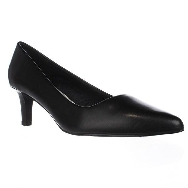 Easy Street Pointe Dress Pumps, Black