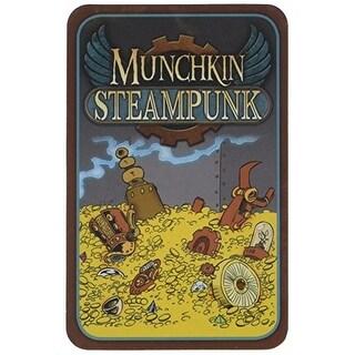 Munchkin Steampunk Science Dice Card Game