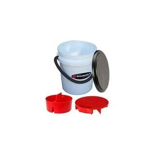 Shurhold One Bucket Kit - 5 Gallon - White One Bucket Kit - 5 Gallon - White