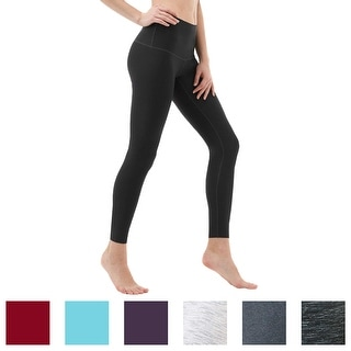 Link to TSLA Tesla FYP52 Women's High-Waisted Ultra-Stretch Tummy Control Yoga Pants Similar Items in Athletic Clothing