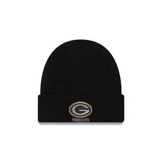 Green Bay Packers Pop Waffler Knit Hat