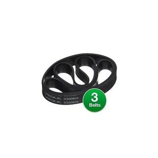 Oreck XL Upright Vacuum Belts, Part #030-0604 & XL010-0604 (Single Pack)