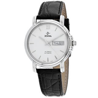 Link to Jovial Women's Classic White Dial Watch - 11003-GSLA-01 - One Size Similar Items in Women's Watches