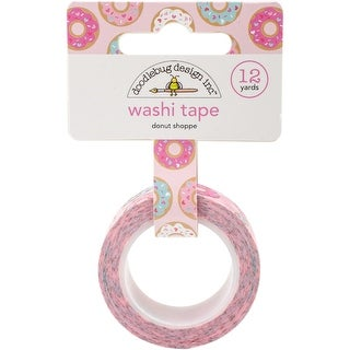 Cream & Sugar Washi Tape-Donut Shoppe https://ak1.ostkcdn.com/images/products/is/images/direct/9a1263fb1511686bc6278ada40a401fb9e96a2a3/Cream-%26-Sugar-Washi-Tape-Donut-Shoppe.jpg?_ostk_perf_=percv&impolicy=medium