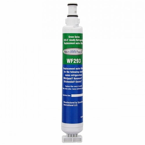 Replacement Water Filter for Whirlpool L200V Refrigerator Water Filter by Aqua Fresh