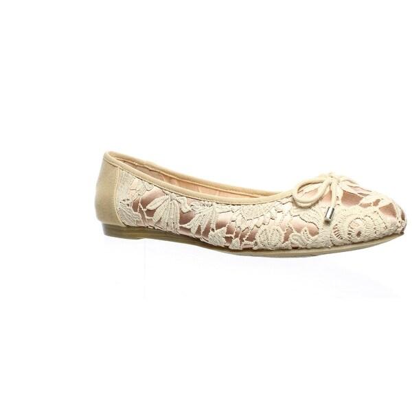 d949c2dc23cbae Shop Fergalicious Womens Frolic Mauve Ballet Flats Size 12 - On Sale ...