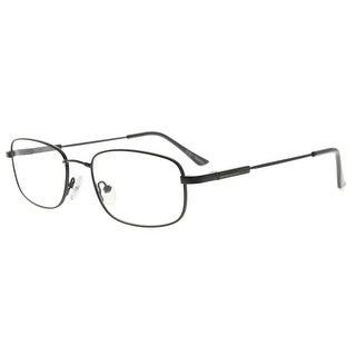 Eyekepper Men Women Reading Glasses Bendable Titanium Memory Readers