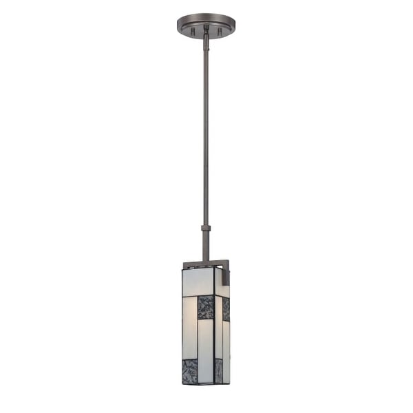 Designers Fountain 84130 1 Light Mini Pendant from the Bradley Collection