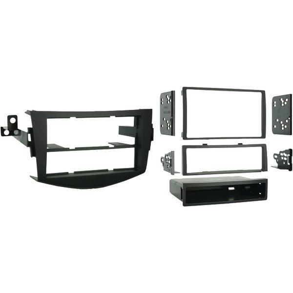 Metra 99-8217 2006-2012 Toyota(R) Rav4 Single- Or Double-Din Installation Kit