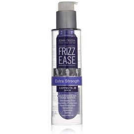 John Frieda Frizz-Ease Hair Serum Extra Strength 6 Effects Serum 1.69 oz