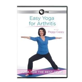 Yoga for the Rest of Us: Easy Yoga for Arthritis [DVD]