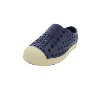 Native Boys Casual Shoes Lightweight Contrast Trim