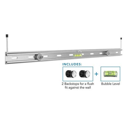 Mount-It! Playbar Soundbar Wall Mount, 33 Lbs.Capacity - MI-SB42