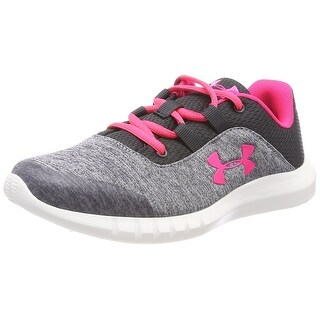 Under Armour Girls UA Mojo Low Top Bungee Walking Shoes